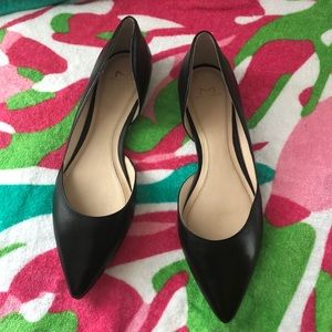 {MarcFisher} leather flats
